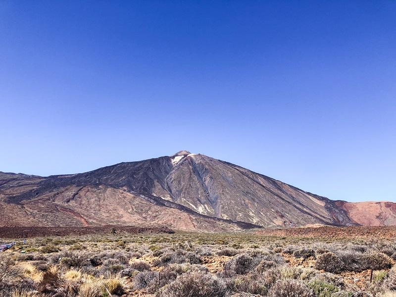 Pico del Teide Gipfel