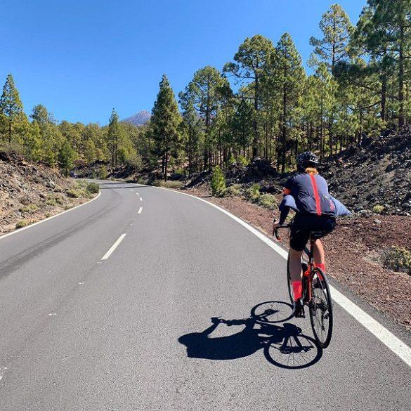 Rennradtour Pico del Teide