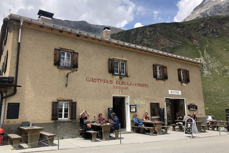 Gasthaus Albulahospiz